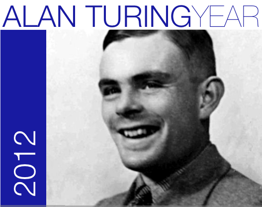 Alan Turing Year logo