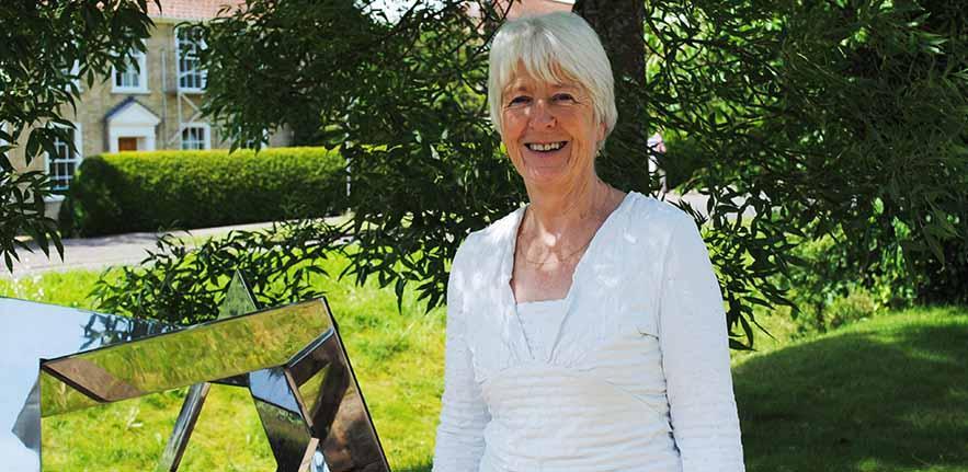 Valerie Isham, chair of the Scientific Steering Committee
