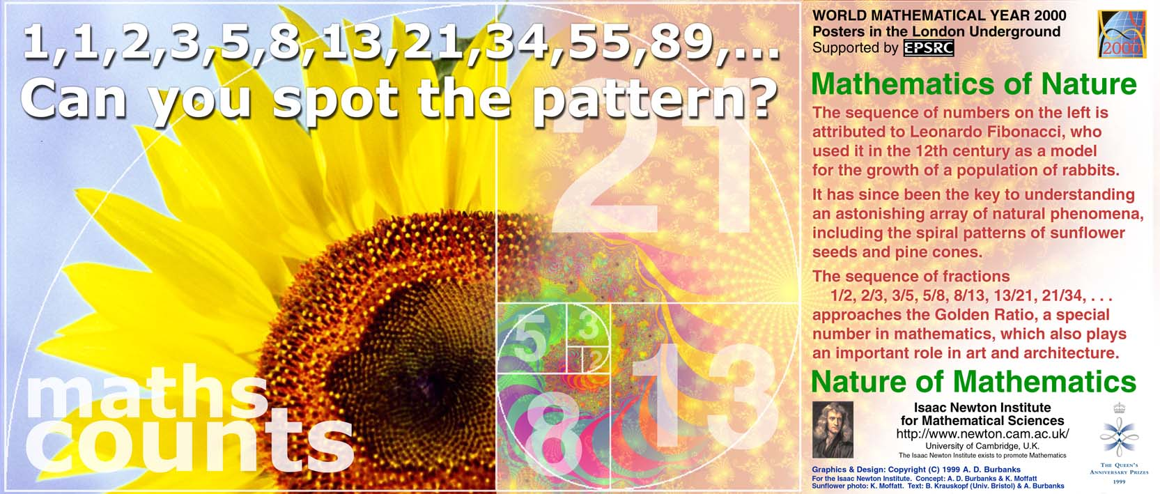 The Posters | Isaac Newton Institute for Mathematical Sciences