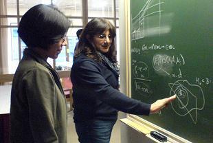 Women In Mathematics Isaac Newton Institute For