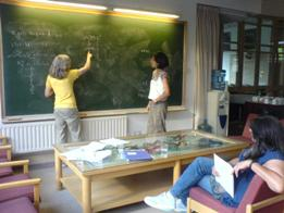 women in mathematics