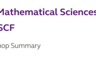 Joint INI-ICMS-KTN report published highlighting the mathematical science opportunities in the Industrial Strategy